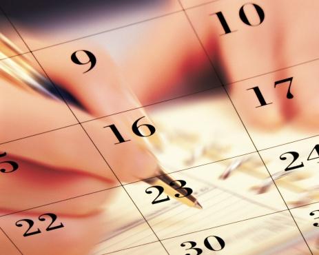 Календарный план подготовки ЕГЭ